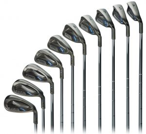 Picture of a set of best rated golf <a target='_blank' href='Best Rated Golf Irons'>irons</a>