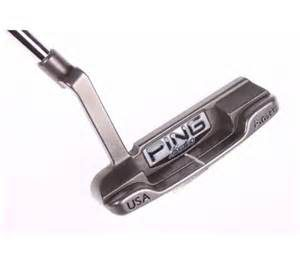 Top rated golf putters - pic of heal-toe style