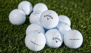 top rated golf balls - Picture of Callaway golf balls