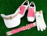 Discount golf equipment-<a target='_blank' href='Discount Golf Accessories'>accessories</a> - Pic of <a target='_blank' href='Golf Shoes Sale'>shoes</a>, gloves, hat
