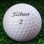 golf ball comparisons - Titleist Golf ball 2