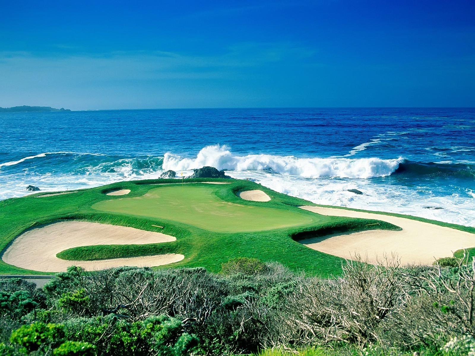 Golf club deals - Pic of Golf Hole.