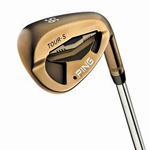 Picture of a top rated golf wedge by Ping