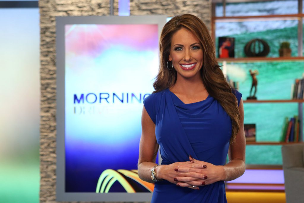 Golf Channel Live Coverage - Picture of Holly Sonders