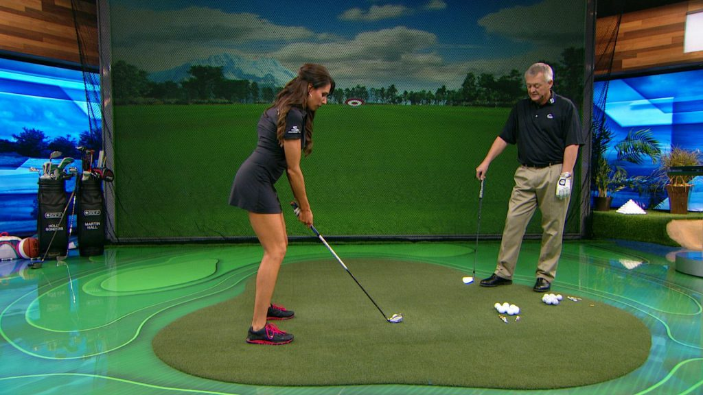 Golf Channel Live Coverage - Golf Academy Picture