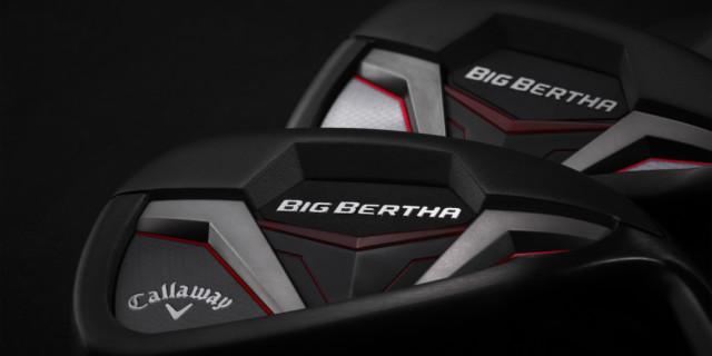 New Golf Clubs Reviews – pic Callaway Big Bertha Irons